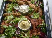 Chicken-goujon-platter